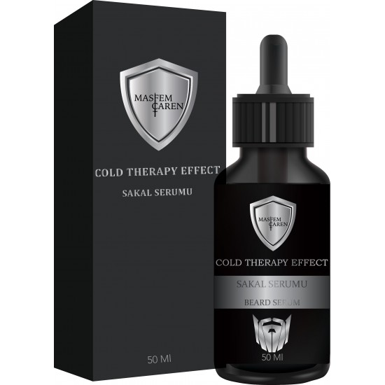 Masfem Caren Cold Therapy Effect Beard Serum